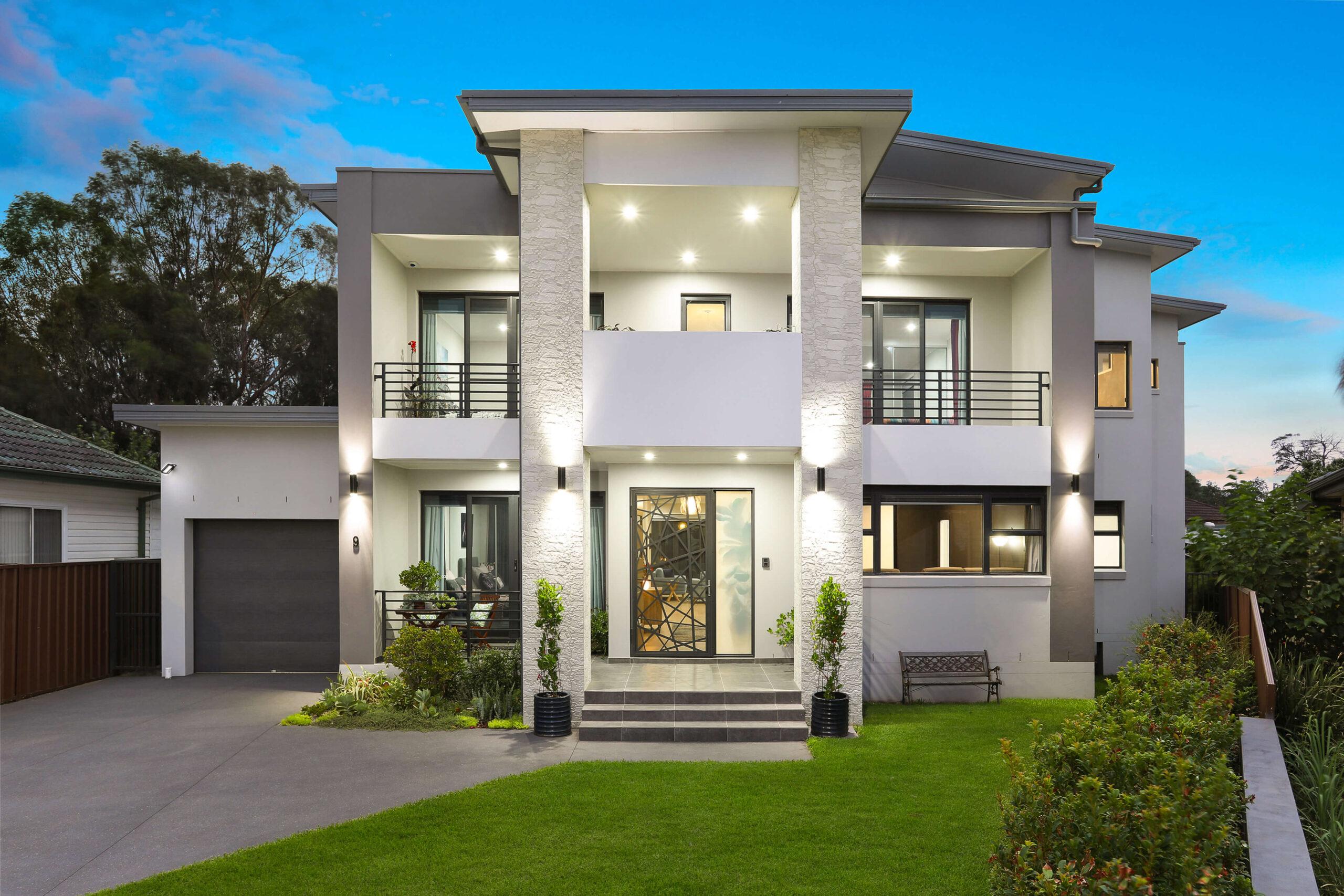 Dvyne Design | Architecture Sydney | New Homes | Dvyne | Guildford & Liverpool